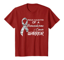 Charger l'image dans la galerie, Proud Daughter Of Neuroendocrine Cancer Warrior T-Shirt