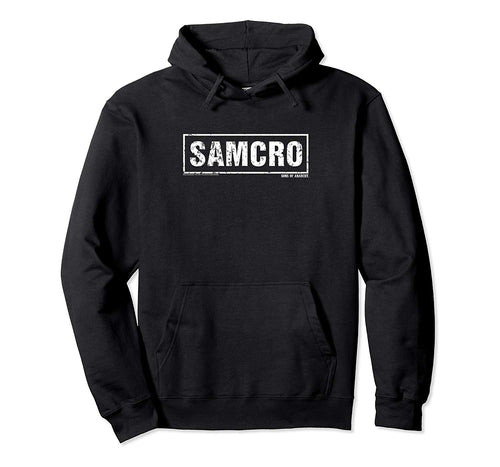 Sons of Anarchy Samcro Pullover Hoodie