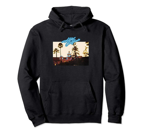 Men's Eagles Hotel California best gift Pullover Hoodie