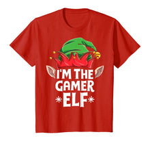 Charger l'image dans la galerie, I'm The Gamer Elf Funny Christmas Family Matching Pajamas T-Shirt