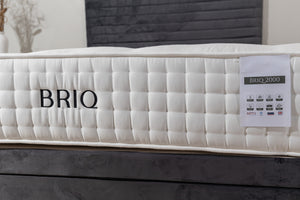 BRIQ Mattress - Natural 2000 pocket sprung