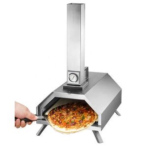 Pizza Oven Multi Fuel Wood Charcoal pizza oven