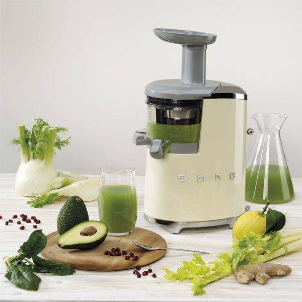 SMEG BLENDER - SLOW JUICER