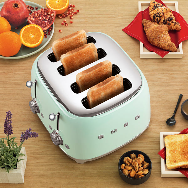 SMEG TOASTER 4 slices