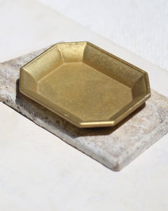 Brass Tray for Tiny Things
