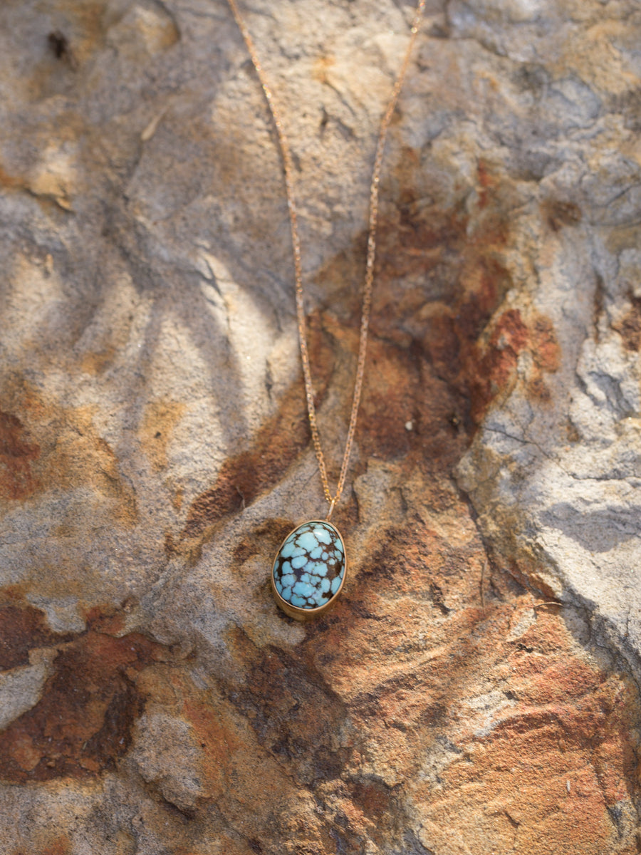 Nevada Blue Necklace