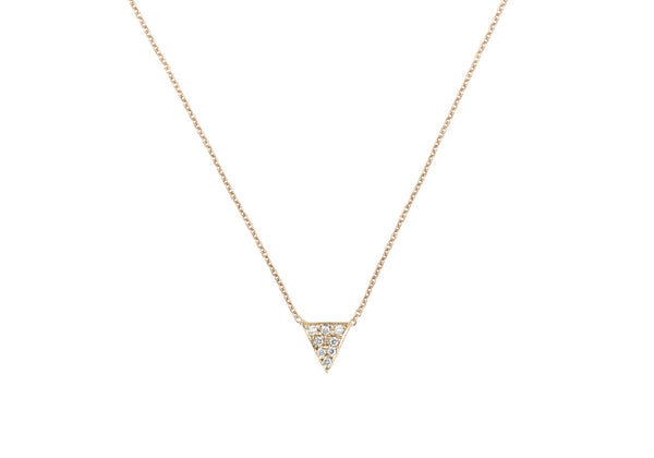 "Diamond ""Play"" Necklace"