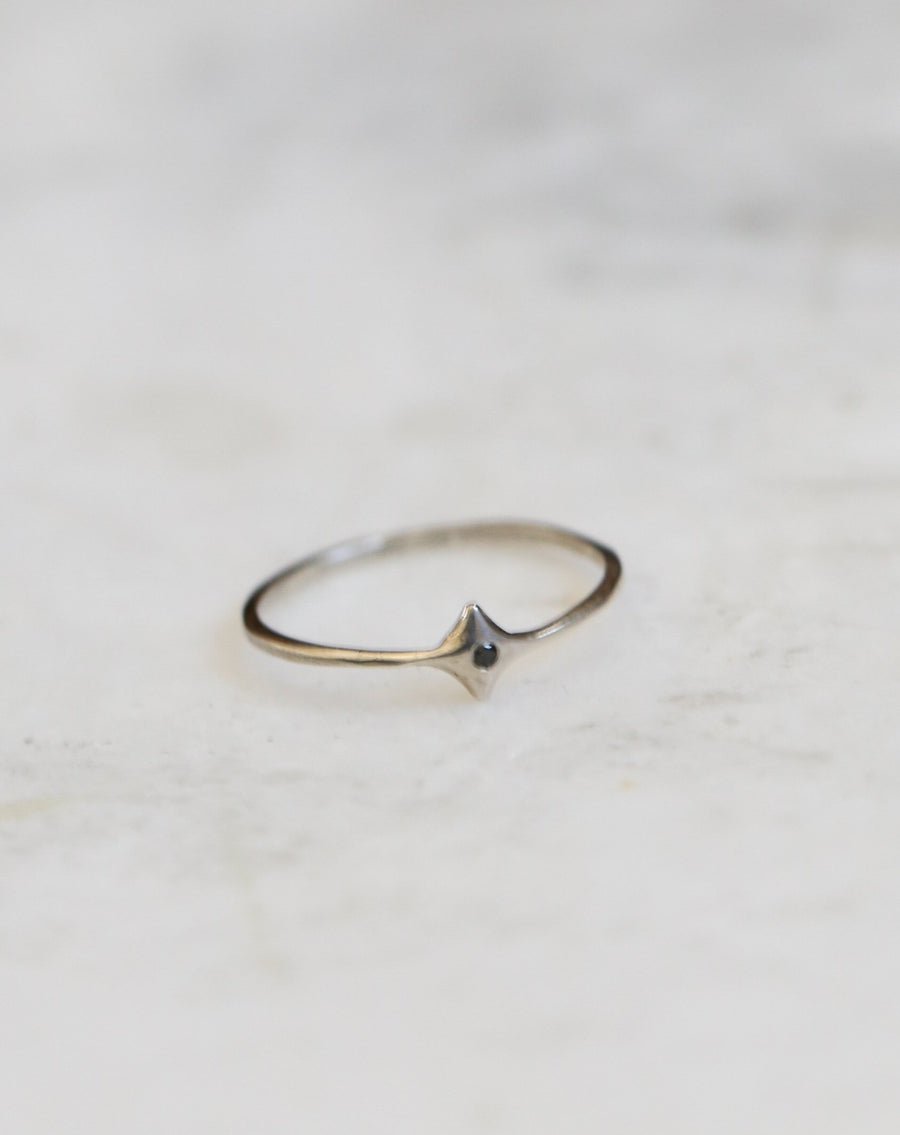 Silver Astrid Ring