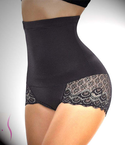 Image of CurvELLEssence™️ High Waist Butt Lifter Tummy Control Shaper Panty