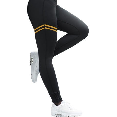 High Waist Stretch Mesh Patchwork Fitness Activewear Leggings