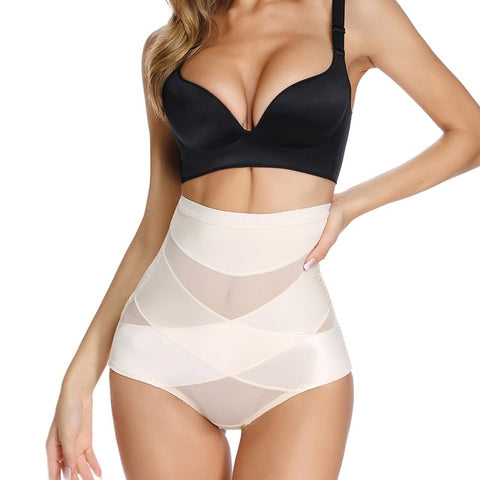 Image of Miracle Slimming Enhancer Waist Trainer Body Shaper Tummy Control Shapewear Panties + Butt Lifter