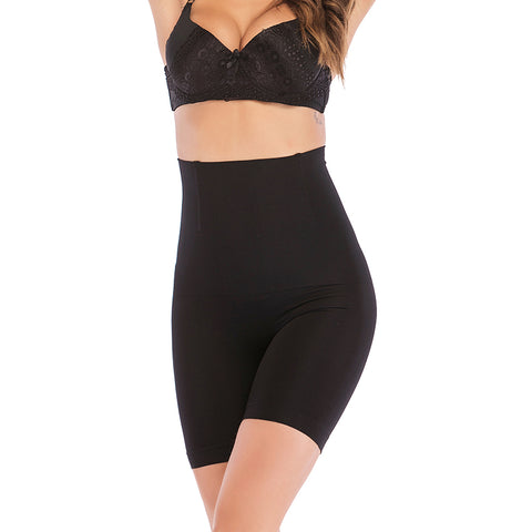 Womens Seamless High Waist Slimming Tummy Control Shaper Shorts