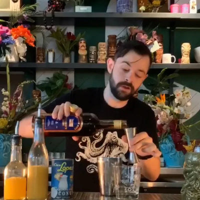 Painkiller Cocktail: ieuan Cale from SOS