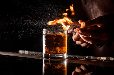 Fireworks: 3 Surprisingly Simple Flaming Cocktails