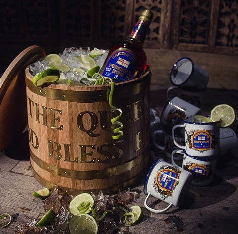 Rum Origins: The Correlation Between Rum and the Royal Navy