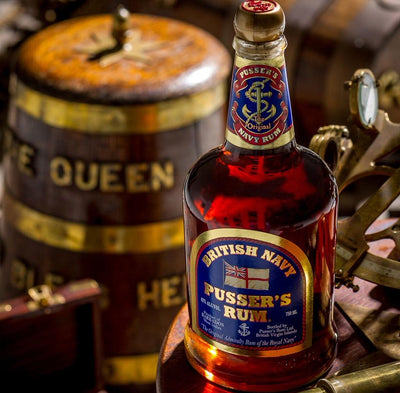 "Rum Ration: The Complete History Behind ""the Daily Tot"""