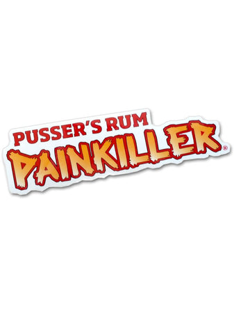 Painkiller Decal