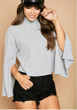 Load image into Gallery viewer, Hadarah Mock Turtle Neck Top - Top