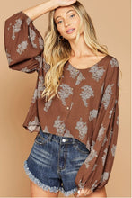 Load image into Gallery viewer, Kaandra Boho Chic Blouse - Top
