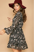 Load image into Gallery viewer, Shappira Floral Dress - Dress
