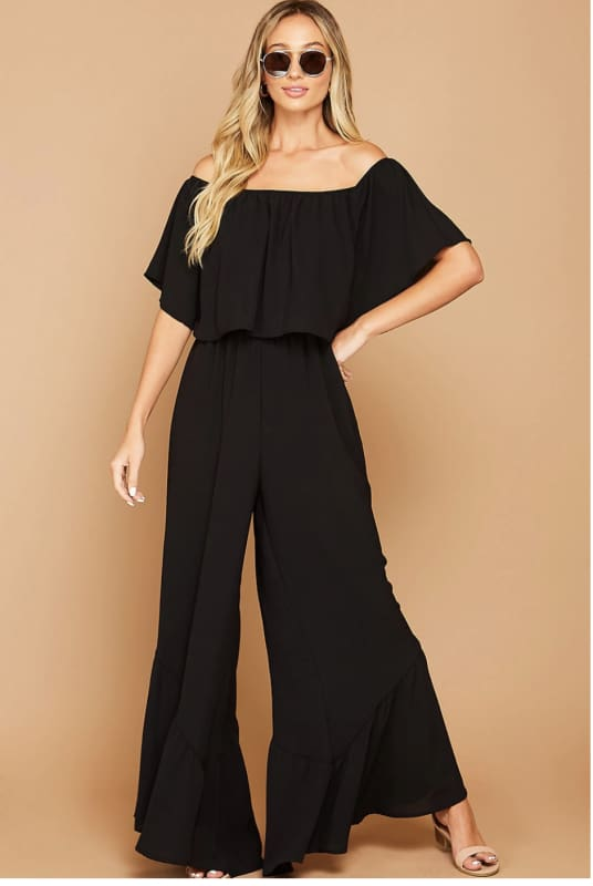The Casey Classic Jumpsuit - Jumpsuit/Romper