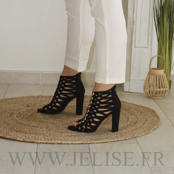 BOTTINES À TALONS Jelise