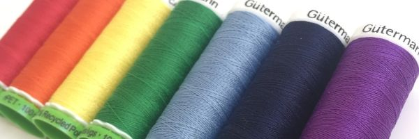 Fabric Romance - Gutermann Recycled rPET 100m Sew All Thread