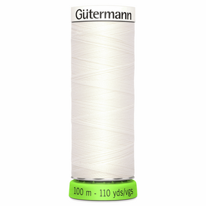 Gütermann Sew-all rPET Recycled Thread - 111