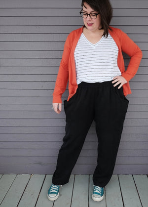 Arenite Pants Pattern by Sew Liberated