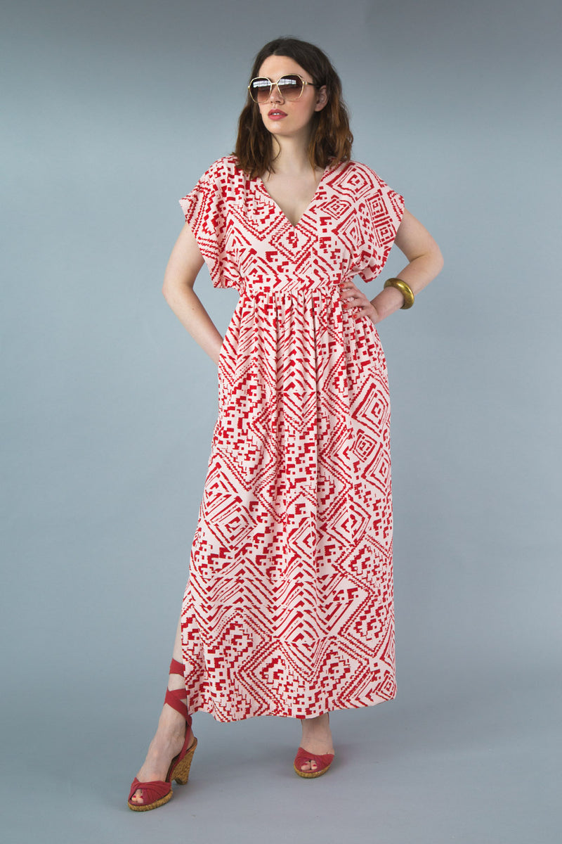 Charlie Caftan Pattern by Closet Case