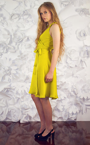 Midsummer Dress/Cami by Papercut Patterns