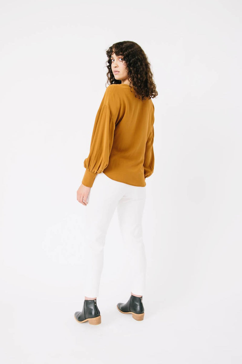 Nexus Blouse by Papercut Patterns