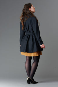 Opium Coat by Deer & Doe Patterns