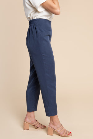 Pietra Trousers and Shorts Pattern by Closet Core