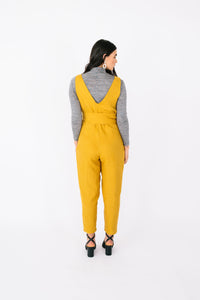 Sierra Jumpsuit Pattern by Papercut Patterns
