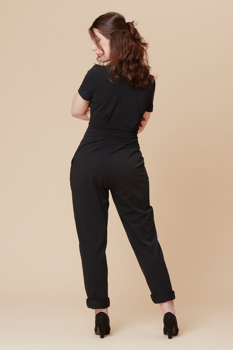 Sirocco Jumpsuit by Deer & Doe Patterns