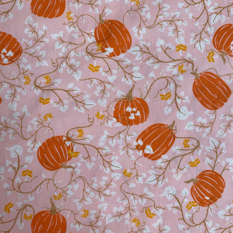 Cotton Fabric by Art Gallery Fabrics - Through the Pumpkin Patch - 0.5 metre