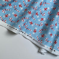 Organic Cotton by Cloud9 - Sweet Christmas - 0.5 metre