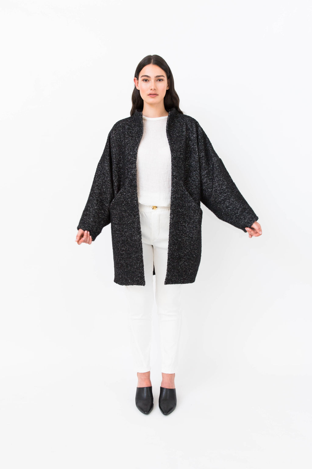 Nova Coat/Jacket by Papercut Patterns