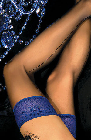 Ballerina 445 Lace Top Hold-Ups