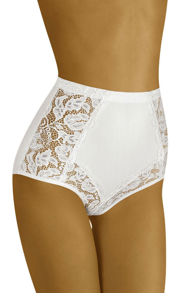 Wolbar Eleganta White Briefs