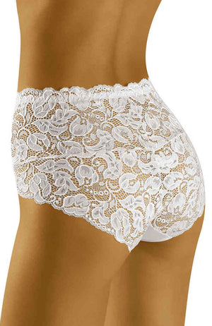Wolbar Teri White Briefs