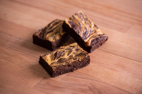 Dýňové brownie