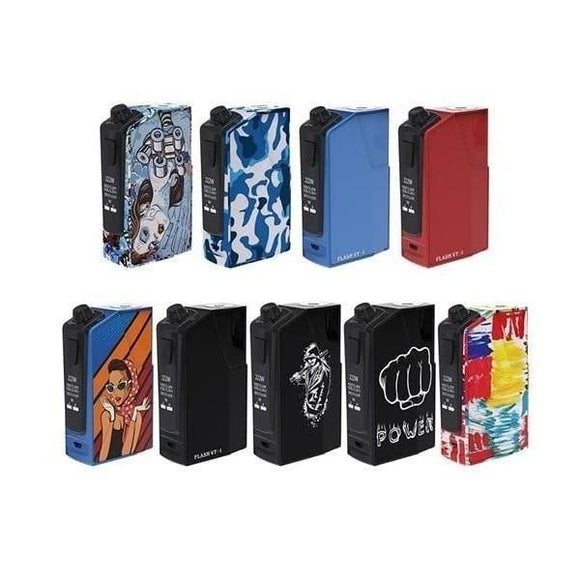 Oumier Flash VT-1 222W Box Mod - GetVapey
