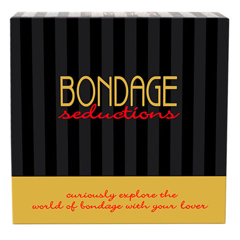Bondage Seduction Erotiskt spel Kheper Games BG.R44