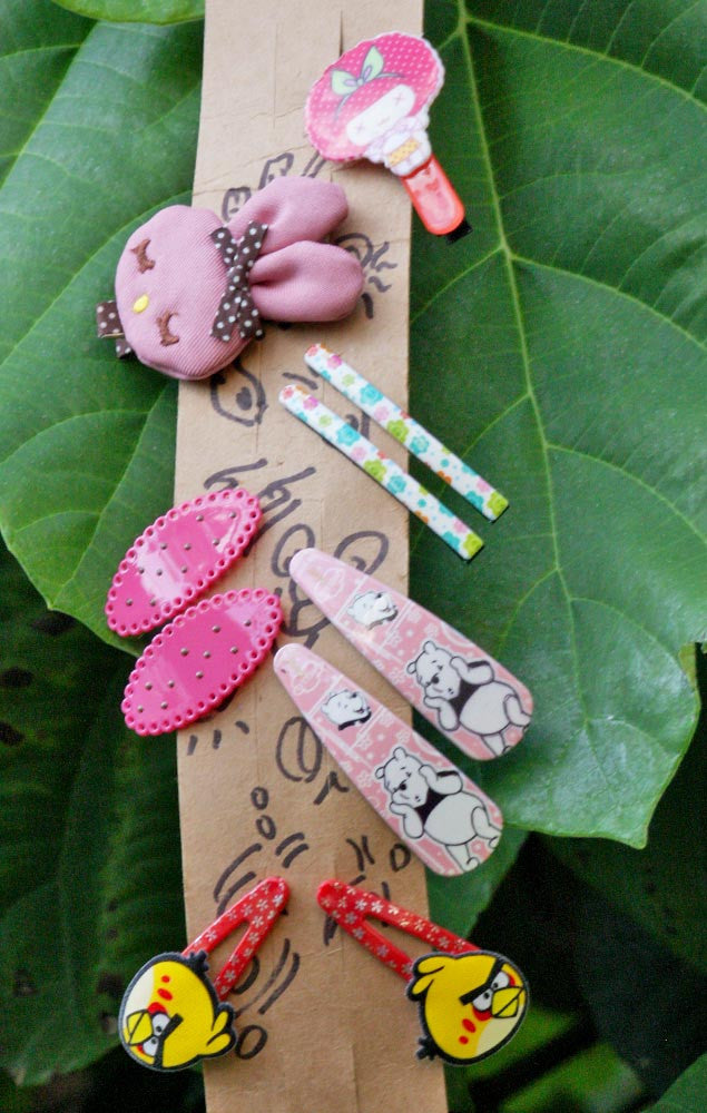 Cute Hair Accessories - Combo 9