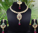 Designer Polki  Necklace Set