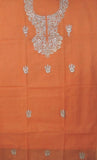 Kota Cotton Kurta with Hand done Pitta Work