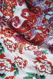 Printed Running Rayon Fabric