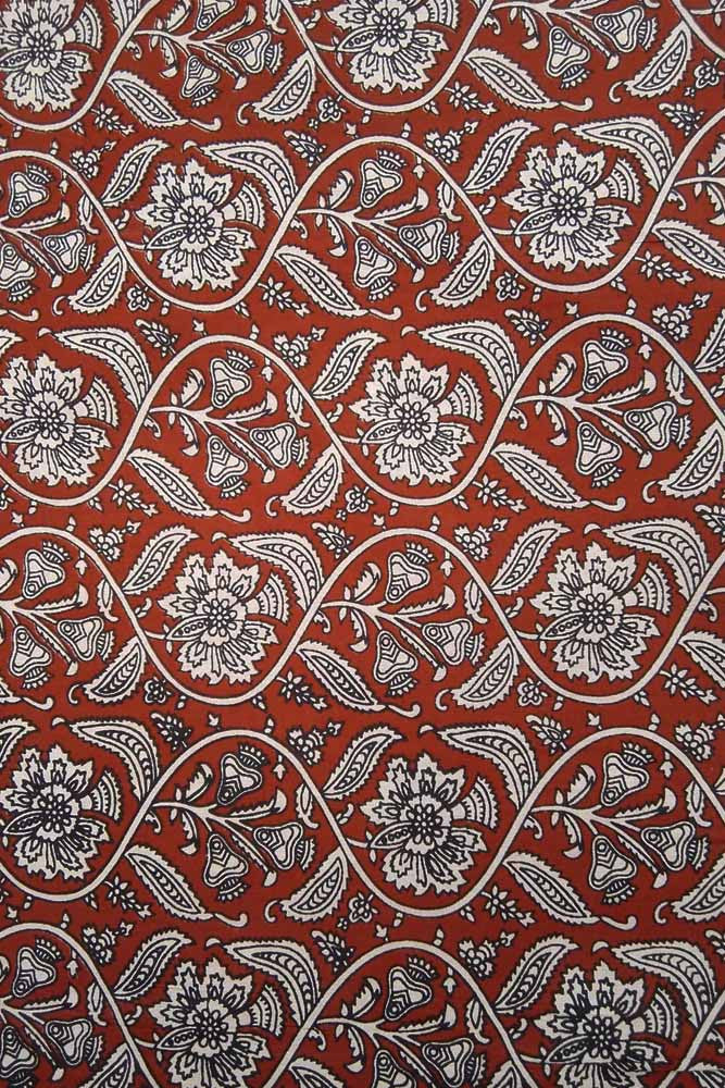 Printed Running Cotton Fabric